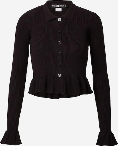 Daisy Street Strickjacke 'BELLA' in schwarz, Produktansicht