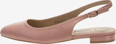 BETSY Sandaletten in altrosa, Produktansicht
