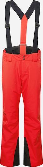 ZIENER Outdoorové kalhoty 'TAGA' - červená / černá, Produkt