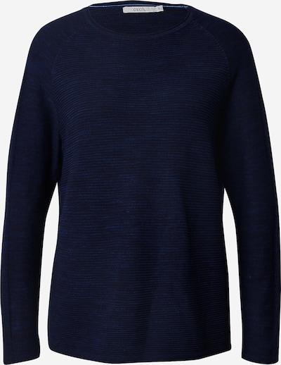 CECIL Trui in de kleur Donkerblauw, Productweergave