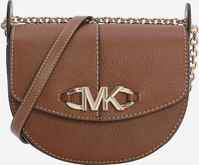 MICHAEL Michael Kors Umhängetasche en beige / braun, Vue avec produit