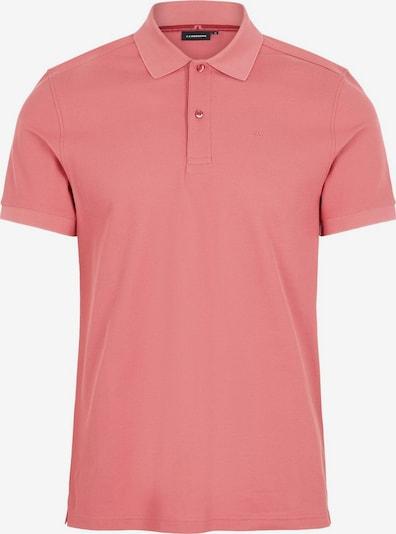 J.Lindeberg Poloshirt 'Troy' in rosé, Produktansicht