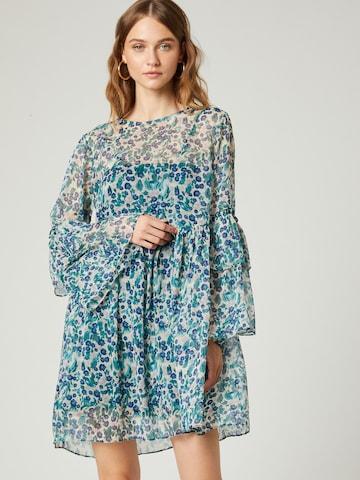 Guido Maria Kretschmer Collection Kleid 'Iris' in Blau