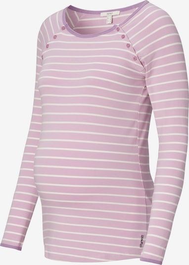 Esprit Maternity Shirt in mauve / weiß, Produktansicht