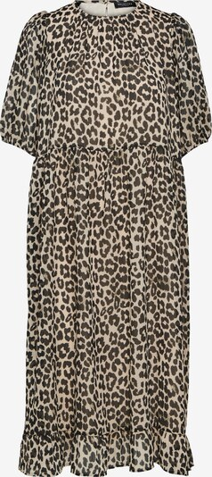 SELECTED FEMME Kleid 'Tilda' in hellbeige / anthrazit, Produktansicht