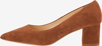 Escarpins Usha en marron
