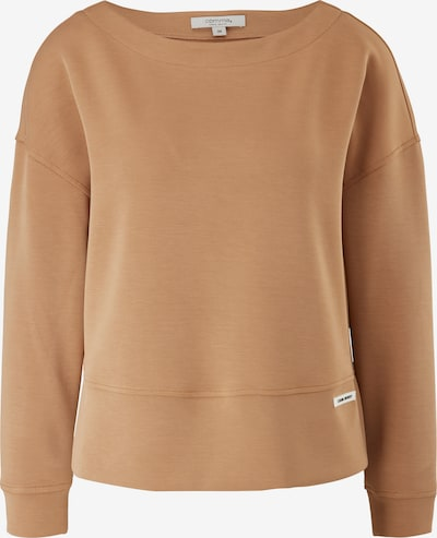 comma casual identity Sweatshirt in Light brown, Item view