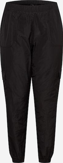 Vero Moda Curve Pantalon cargo 'Velma' en noir, Vue avec produit