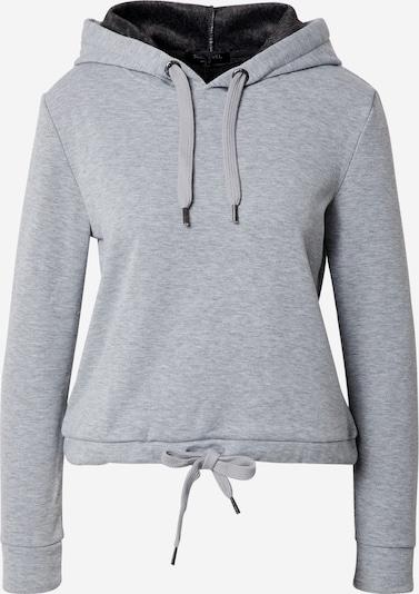 Sublevel Sweat-shirt en gris, Vue avec produit