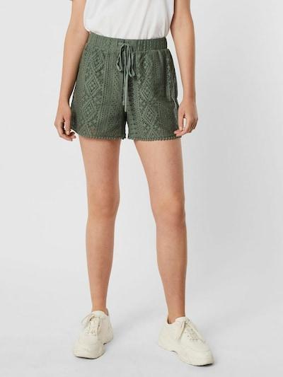 VERO MODA Shorts 'Olea' in khaki, Modelansicht