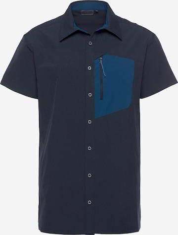 ICEPEAK Hemd in Blau