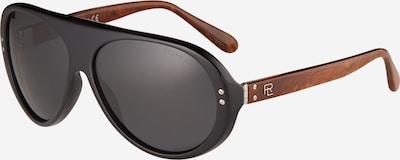 Ochelari de soare '0RL8194' Ralph Lauren pe maro închis / gri metalic, Vizualizare produs