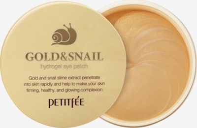 Petitfée Eye Treatment 'Gold & Snail Hydrogel' in Saffron, Item view