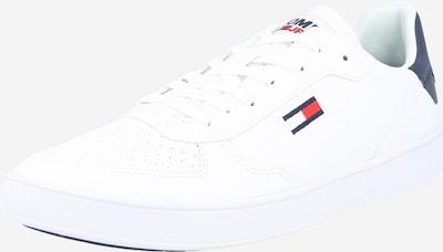 sötétkék / piros / fehér Tommy Jeans Rövid szárú edzőcipők, Termék nézet