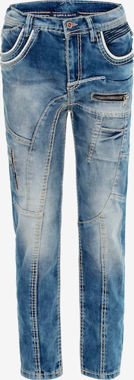 CIPO & BAXX Hose in blau, Produktansicht