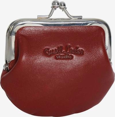 Gusti Leder Bügelbörse 'Gusti Leder Frida' in rot, Produktansicht