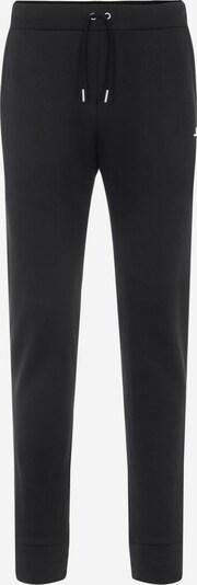 J.Lindeberg Sportbroek in de kleur Zwart / Wit, Productweergave