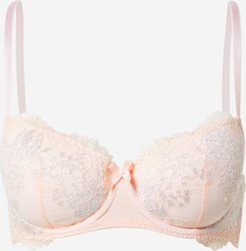 ABOUT YOU x hunkemöller BH 'Isadora' i rosa
