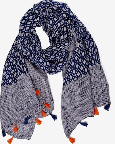 HARPA Schal in blau, Produktansicht