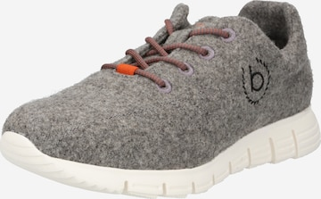 bugatti Platform trainers in Grey