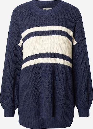 American Eagle Пуловер в нейви синьо / бяло, Преглед на продукта