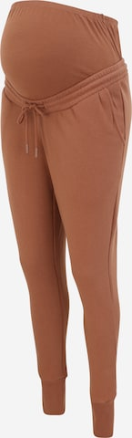 Only Maternity Trousers 'MAGGI' in Brown