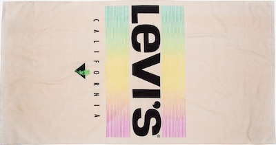 LEVI'S Strandtuch in mischfarben, Produktansicht