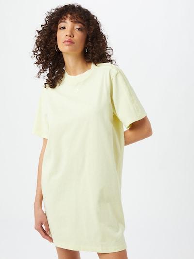 ADIDAS ORIGINALS Kleid in gelb, Modelansicht