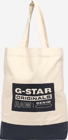 """G-Star RAW Чанта тип """"Shopper"""" в бежово"""