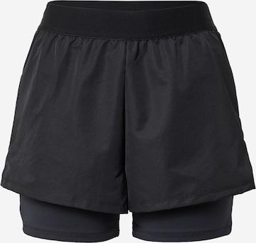 NU-IN Παντελόνι φόρμας σε μαύρο