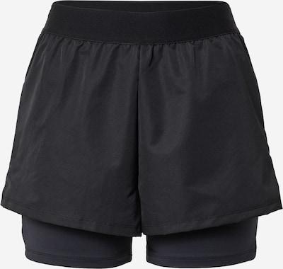NU-IN Sportshorts in schwarz, Produktansicht
