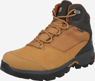 SALOMON Boots en marron / noir, Vue avec produit