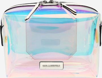 Karl Lagerfeld Pesutarvete kott, värv segavärvid