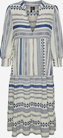VERO MODA Kleid in beige / navy, Produktansicht