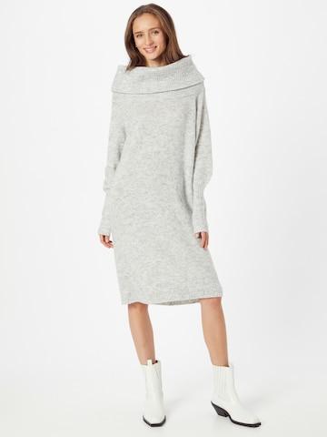 Rochie tricotat 'Stay' de la ONLY pe gri