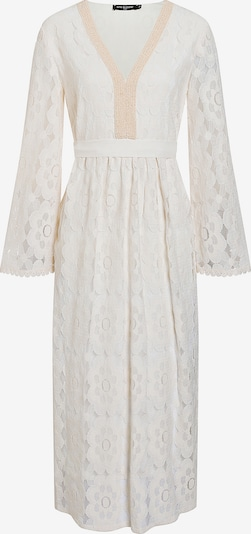 Ana Alcazar Robe de soirée ' Danicella ' en beige / blanc, Vue avec produit