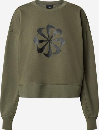 NIKE Sweatshirt in khaki, Produktansicht