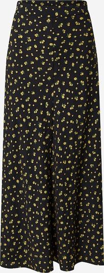 EDITED Spódnica 'Mercy' w kolorze limonkowy / trawa zielona / czarnym, Podgląd produktu
