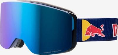 Red Bull Spect Skibrille 'MAGNETRON_SLICK-002' in dunkelblau / orange / pink, Produktansicht