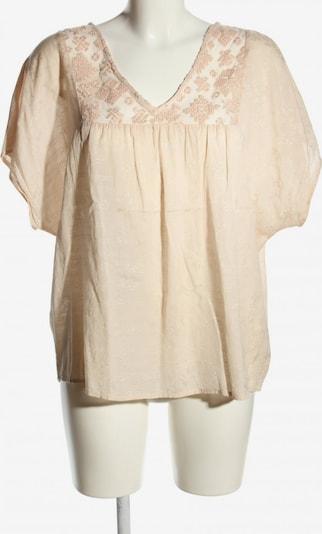 Velvet by Graham & Spencer Oversized Shirt in M in creme, Produktansicht