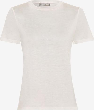 HALLHUBER Shirt in creme, Produktansicht
