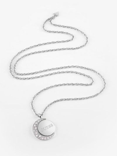 GUESS Necklace 'Moon Phases' in Silver, Item view