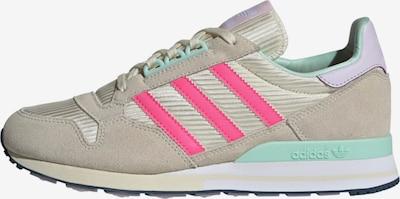 ADIDAS ORIGINALS Sneaker 'ZX 500' in beige / mint / pink, Produktansicht