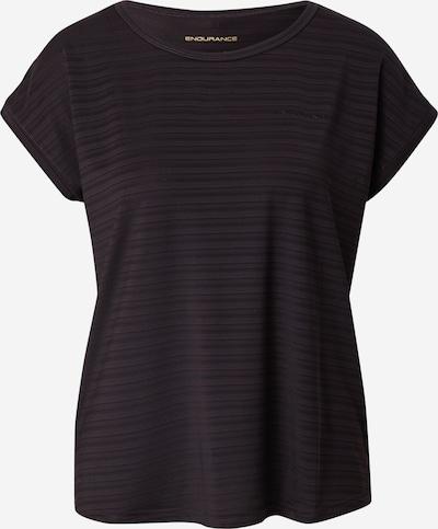 ENDURANCE T-shirt fonctionnel 'Limko' en gris basalte / noir, Vue avec produit