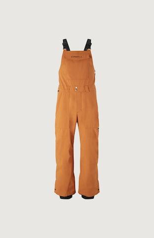 O'NEILL Vabaajapüksid 'Shred', värv oranž