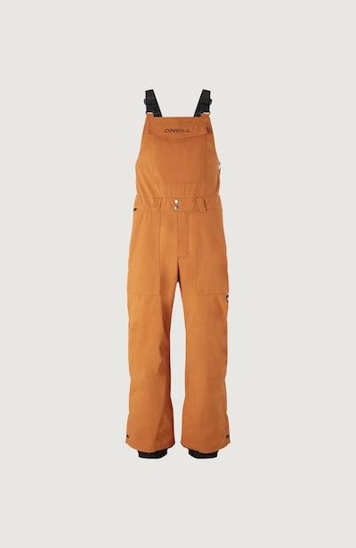 O'NEILL Pantalon outdoor 'Shred' en cognac, Vue avec produit