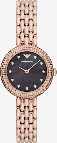 ARMANI Analog Watch in Pink