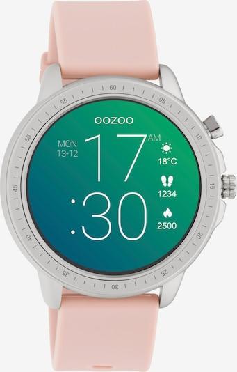 OOZOO Smartwatch in rosa, Produktansicht
