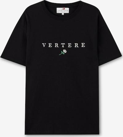 Vertere Berlin T-Shirt in grün / rosa / schwarz / weiß, Produktansicht