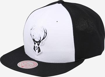 Cappello da baseball di Mitchell & Ness in nero